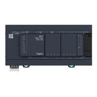 TM241C40U Контроллер M241 40 входов/выходов транзистор NPN