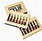 Набор из 6 матовых жидких губных помад Kylie Birthday Edition, фото 2