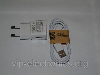 Блок живлення  SAMSUNG 220*гн. USB+шн.micro 2A (крб.)