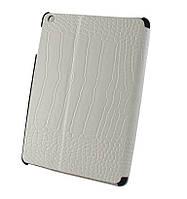 Чехол ISCASE for iPad mini lacquer crocodile cream