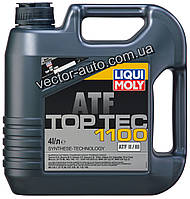 Масло АКПП Liqui Moly Tec ATF 1100, 4L