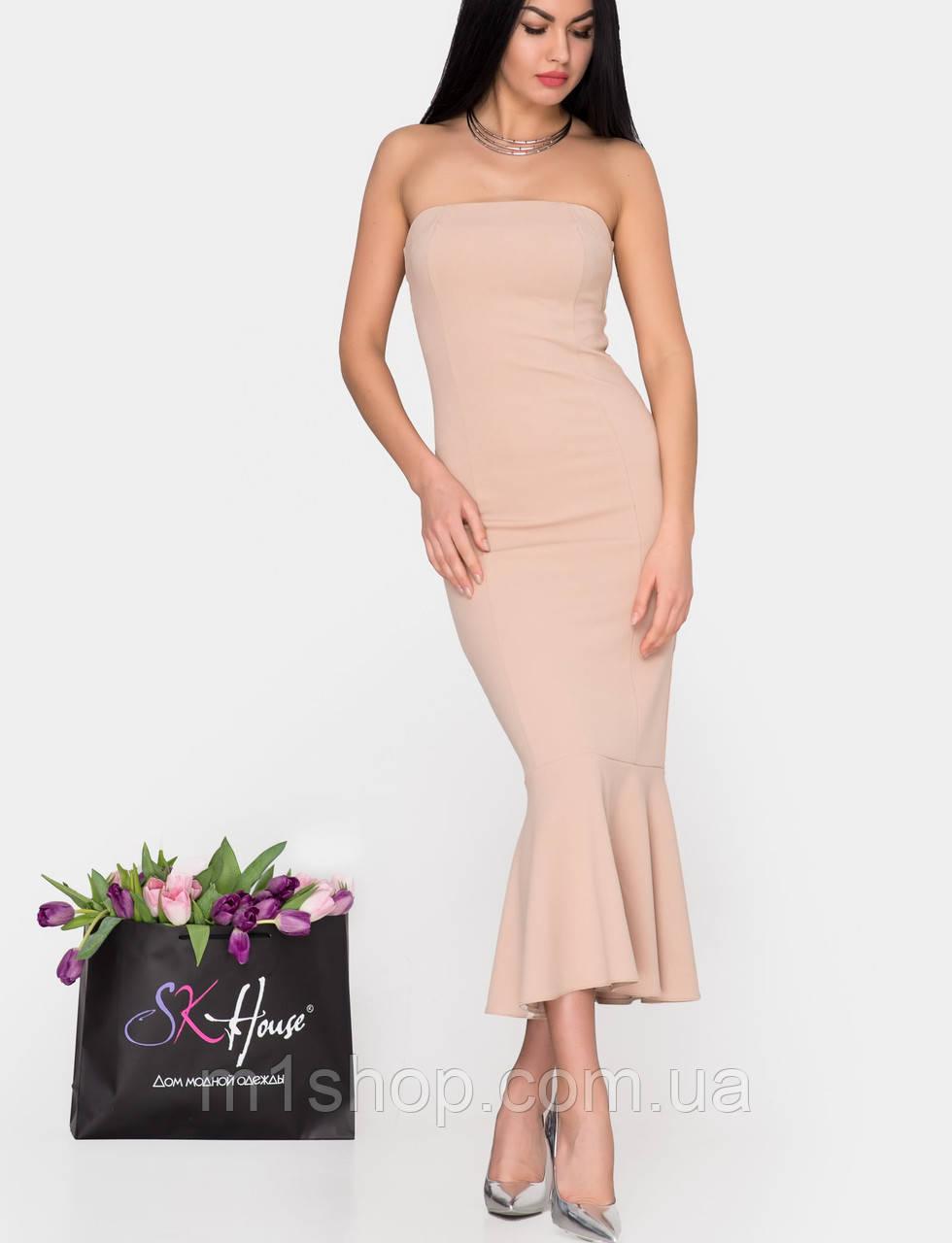 681632e354e Женское вечернее платье годе (2254 sk) купить недорого Украина ...