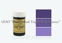 Гель-паста Sugarflair - Deep Purple - Темно-фіолетовий