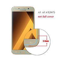Защитное стекло для Samsung A720H 2017 Galaxy A7 (Glass Screen)