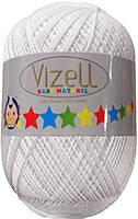 Турецкая пряжа для вязания Vizell Baby Naturel.Цвет 010