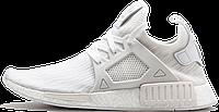Мужские кроссовки Adidas NMD XR1 Primeknit White