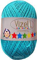 Турецкая пряжа для вязания Vizell Baby Naturel.Цвет 511