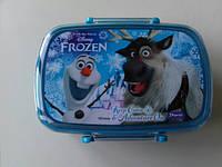 Ланч бокс детский для еды 1 Вересня 705490 Frozen-Oloff