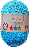 Турецкая пряжа для вязания Vizell Baby Naturel.Цвет 512