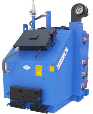 Котел твердотопливный 350 кВт. Idmar KW-GSN (c автоматической регулировкой).