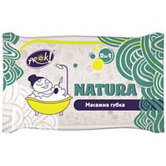 PrOK! - Губка банная Natura массажная 1шт