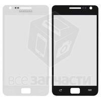 Стекло корпуса для мобильного телефона Samsung I9100 Galaxy S2, белое