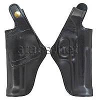 Кобура поясная Медан 1107 для Beretta 92, кожаная формованная