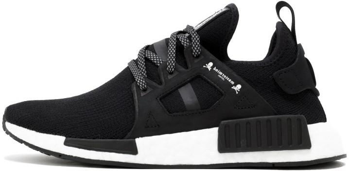 Мужские кроссовки Adidas NMD XR1 MMJ Mastermind Black BA9726, Адидас НМД
