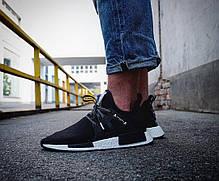Мужские кроссовки Adidas NMD XR1 MMJ Mastermind Black BA9726, Адидас НМД, фото 3