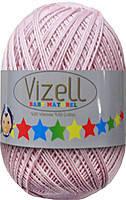 Турецкая пряжа для вязания Vizell Baby Naturel.Цвет 735