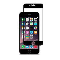 Защитная пленка 3D iPhone 6 черный перед