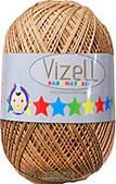 Турецкая пряжа для вязания Vizell Baby Naturel.Цвет 883