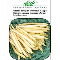 Насіння квасолі овочевої спаржевої Лаура, 10 г