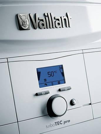 Газовый котел Vaillant TurboTEC pro VUW 202/5-3, фото 2