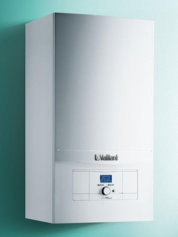 Газовый котел Vaillant TurboTEC pro VUW 202/5-3 - Мир Комфорта в Киевской области