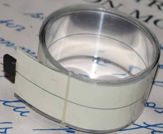 Электролюминесцентная лента (EL лента) 50мм. Бирюзовый цвет Киев, фото 2