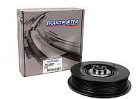 Ременной шкив коленчатого вала на Renault Trafic 2.5dCi(146 л.с.) с 2006… Transporterparts, 10.0004