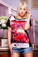 Женская футболка FB-1140G1 размеры 46-52