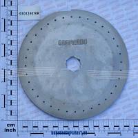 Диск  сошника высевающий G10124070 36-1,7GASPARDO