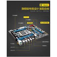Материнская плата Huanan X79 Motherboard LGA2011 e5-2670, 1650, 2650, 2680, 2660, 1660