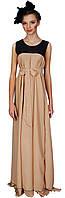 Вечернее женское шифоновое платье