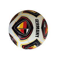 Мяч футбольный PROFIBALL 2500-22ABCD: 5 размер, 400-420 г, 32 панели, четырехслойная конструкция