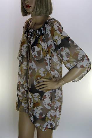 Туника  шифон Donatella, фото 2