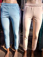 Стильные женские укороченные брюки-капри
