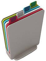 Набор досок разделочных Joseph Joseph Index™ Mini 15 х 21 см. серый