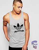 Майка борцовка мужская Adidas