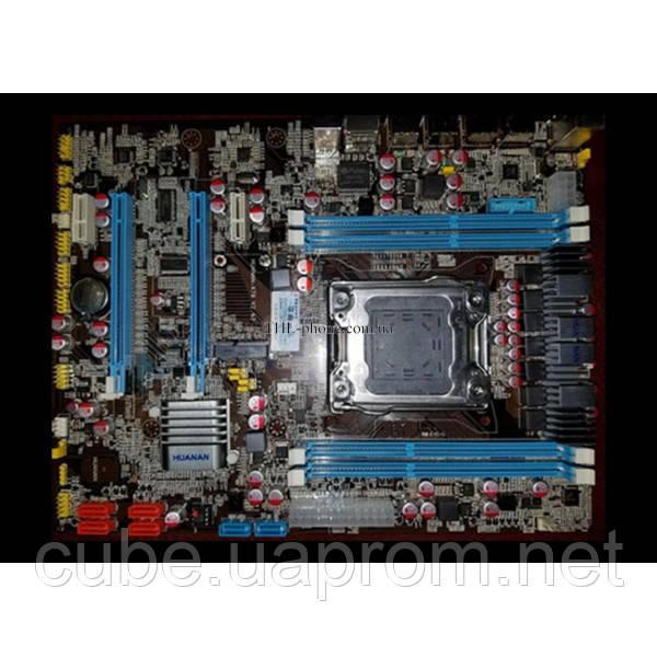 Комплект Xeon e5 2660, Huanan X79 Пам'ять 16 Гб Кулер Lga 2011 LGA2011