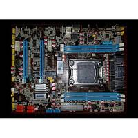 Комплект Xeon e5 2660, Huanan X79 Память 16 Гб Кулер Lga 2011 LGA2011, фото 1