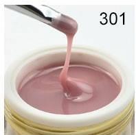 Конструирующий гель Canni 301 Soft Pink, 15 мл №301