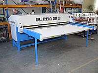 Широкоформатный пневматический термопресс SCHULZE  SUPRA с 2-мя рабочими столами (формат 112х180 см)