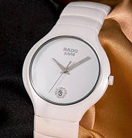 Часы RADO Jubile (белые) керамика