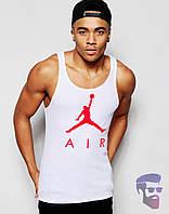 Майка борцовка мужская Jordan AIR