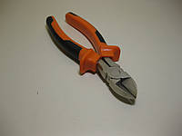 Кусачки Черно-оранжевые 180 мм