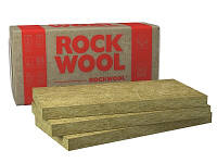 Утеплитель ROCKWOOL FRONTROCK S 050/1000/0600 (2,4 м2/уп)