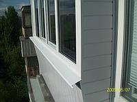 Наружная обшивка балкона цена, фото 1