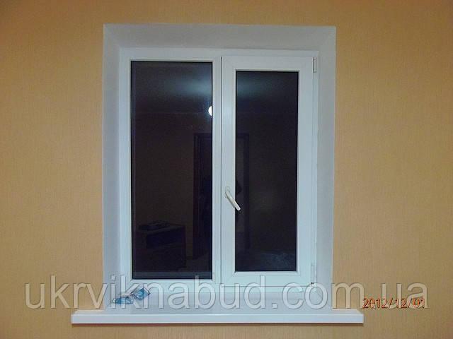 dfd54b524 Металлопластиковое окно КВЕ продам недорого Киев. Окна Киев. Цены на окна  Киев - УкрВікнаБуд