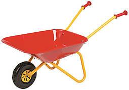 Тачка металлическая детская Rolly Toys 270804
