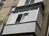 Остекление Балконов в Кредит с Компенсацией, фото 1
