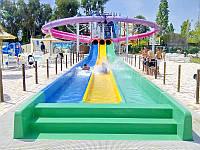 Водные горки и атракционы Polin Waterparks