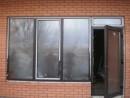 Окна Украинка. Роллеты, жалюзи, рулонные шторы, москитные сетки, подоконники, отливы недорого купить. Балконы